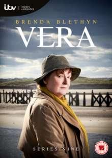 Vera Staffel 9 (UK Import), 2 DVDs