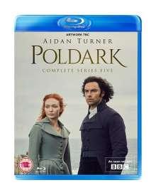 Poldark Season 5 (Blu-ray) (UK-Import), 2 Blu-ray Discs