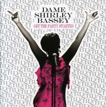 Shirley Bassey: Get The Party Started, CD