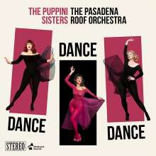 The Puppini Sisters: Dance Dance Dance, CD