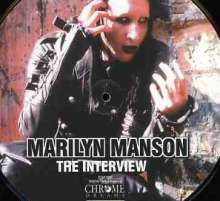 Marilyn Manson: The Interview (Picture Disc), Single 10""