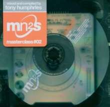Masterclass 2/Tony Humphries, 2 CDs