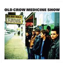 Old Crow Medicine Show: Big Iron World, CD