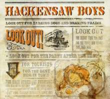 Hackensaw Boys: Look Out!, CD