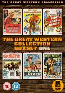 The Great Western Collection Vol. 1 (UK Import), 6 DVDs