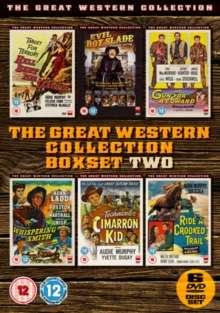 The Great Western Collection Vol. 2 (UK Import), 6 DVDs