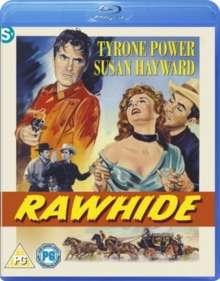 Rawhide (1950) (UK Import), Blu-ray Disc