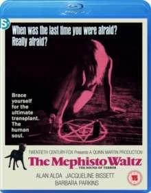 The Mephisto Waltz (1971) (Blu-ray) (UK Import), Blu-ray Disc