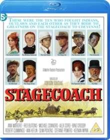 Stagecoach (1966) (UK Import), Blu-ray Disc