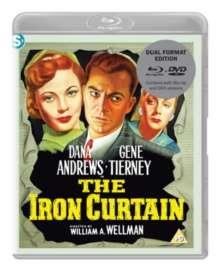 The Iron Curtain (1948) (Blu-ray & DVD) (UK Import), 2 Blu-ray Discs