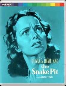 The Snake Pit (1948) (Blu-ray) (UK Import), Blu-ray Disc