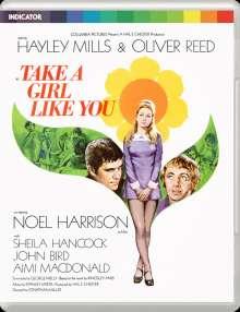 Take A Girl Like You (1970) (Blu-ray) (UK Import), Blu-ray Disc