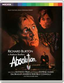 Absolution (1979) (Blu-ray) (UK Import), Blu-ray Disc