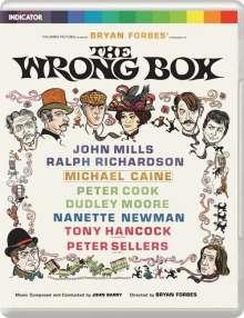 The Wrong Box (Blu-ray) (UK Import), Blu-ray Disc