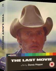 The Last Movie (1971) (Blu-ray) (UK Import), Blu-ray Disc