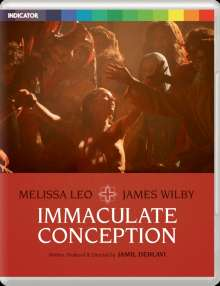 Immaculate Conception (1992) (Blu-ray) (UK Import), Blu-ray Disc