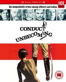 Conduct Unbecoming (1975) (Blu-ray & DVD) (UK Import), 2 Blu-ray Discs