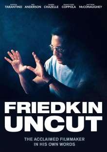 Friedkin Uncut (2018) (UK Import), DVD