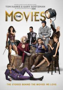 The Movies (2019) (UK Import), 4 DVDs