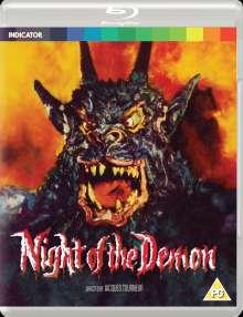 Night of the Demon (1957) (Blu-ray) (UK Import), 2 Blu-ray Discs
