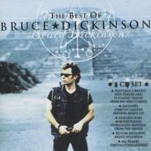 Bruce Dickinson: The Best Of Bruce Dickinson, 2 CDs
