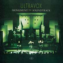Ultravox: Monument - The Soundtrack (remastered) (180g) (Limited Edition) (White Vinyl) (45 RPM), 2 LPs