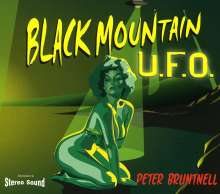 Peter Bruntnell: Black Mountain U.F.O., CD