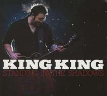 King King (Schottland): Standing In The Shadows, CD