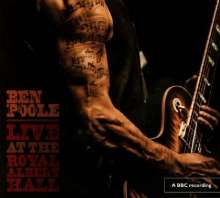 Ben Poole: Live At The Royal Albert Hall 2013, CD
