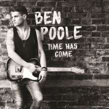 Ben Poole: Time Has Come, CD