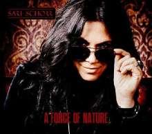 Sari Schorr: A Force Of Nature, CD
