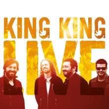 King King (Schottland): Live, 2 CDs und 1 DVD