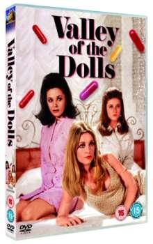 Valley Of The Dolls (1967) (UK Import mit deutscher Tonspur), DVD