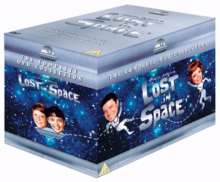 Lost In Space Season 1-3 (UK Import), 23 DVDs