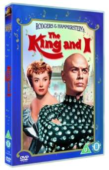 The King And I (UK Import), DVD