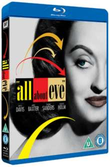 All About Eve (Blu-ray) (UK Import), Blu-ray Disc