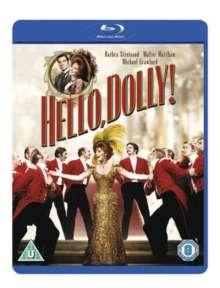 Hello, Dolly! (1969) (Blu-ray) (UK Import), Blu-ray Disc