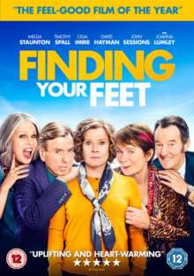Finding Your Feet (2017) (UK Import), DVD