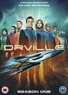 The Orville Season 1 (UK Import), 4 DVDs