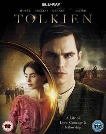 Tolkien (2019) (Blu-ray) (UK Import), Blu-ray Disc