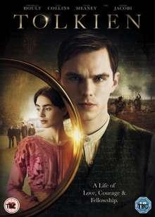 Tolkien (2019) (UK Import), DVD