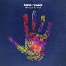 Above & Beyond: We Are All We Need, CD
