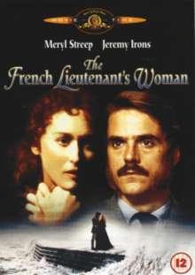 The French Lieutenant's Woman (1981) (UK Import mit deutscher Tonspur), DVD