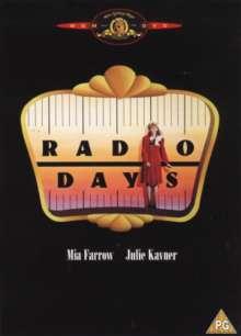 Radio Days (UK Import mit deutscher Tonspur), DVD