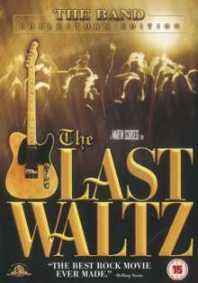 The Band: The Last Waltz (Collector's Edition), DVD