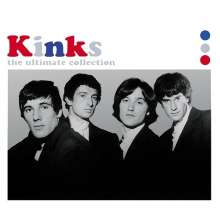 The Kinks: The Ultimate Collection, 2 CDs