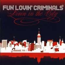 Fun Lovin' Criminals: Livin' In The City, CD