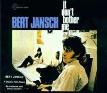 Bert Jansch: It Don't Bother Me (remastered), CD