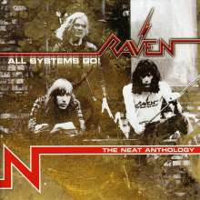 Raven: All Systems Go - The Neat Anthology, CD