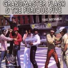 Grandmaster Flash & The Furious Five: The Message, CD